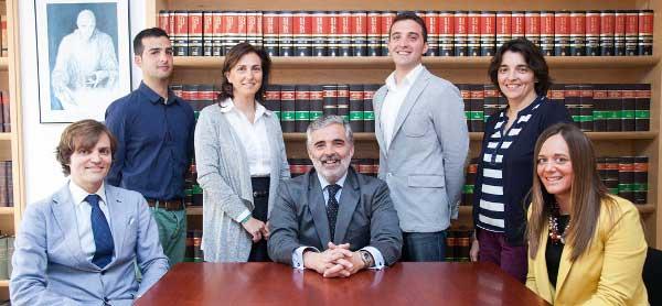 Nosotros - Berdejo Abogados - Santander
